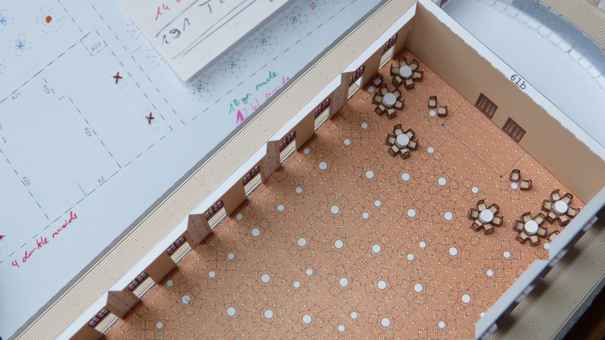 kartonmodellbau von jabietz blog archive cap arcona. Black Bedroom Furniture Sets. Home Design Ideas