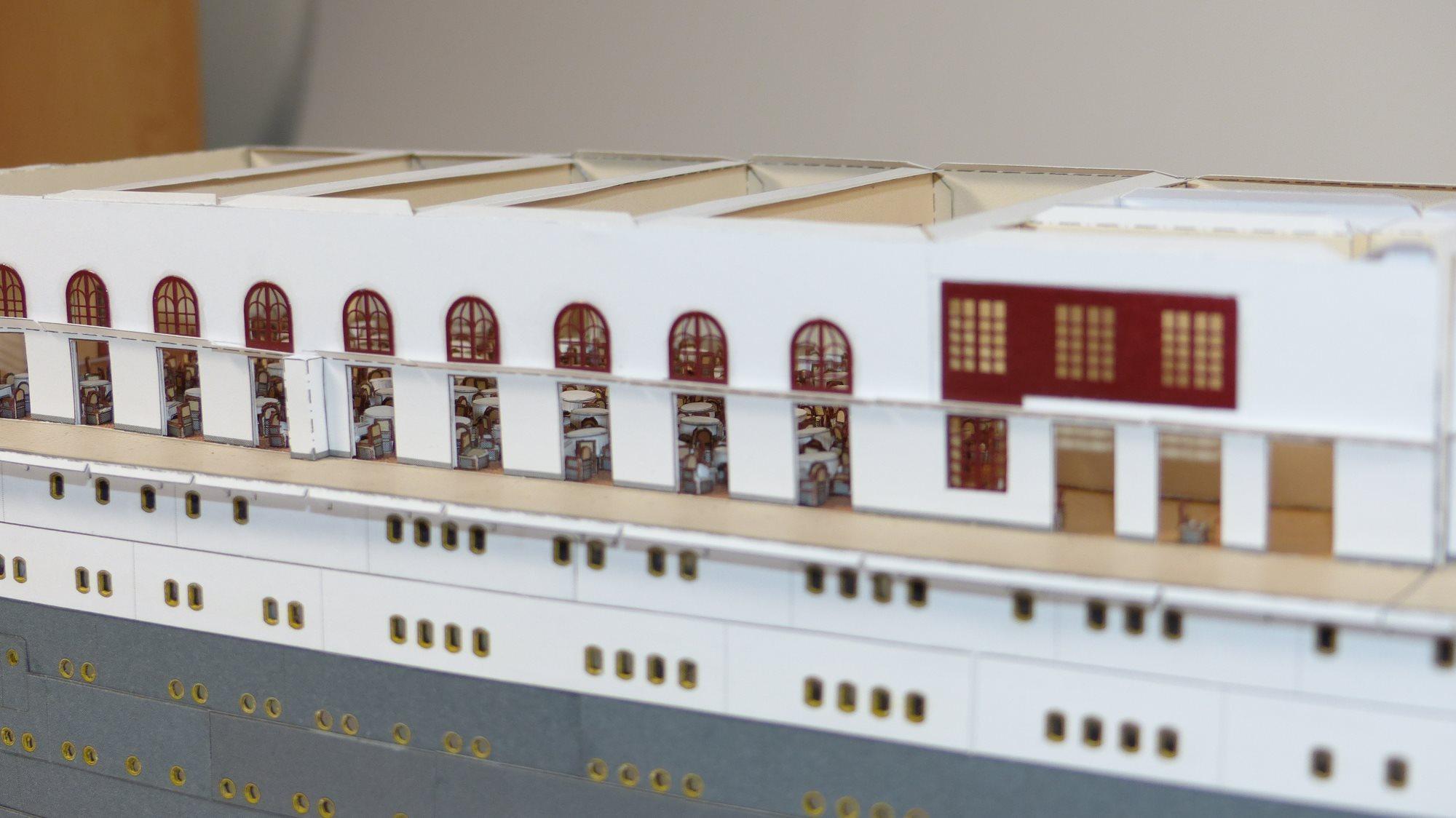 kartonmodellbau von jabietz blog archive cap arcona inneneinrichtung fertig. Black Bedroom Furniture Sets. Home Design Ideas