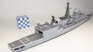 0433 - Fregatte 122