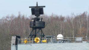 """TRS-3D der Fregatte """"Lübeck"""""""