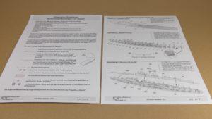 Fregatte Klasse 122 - Bauanleitung 1