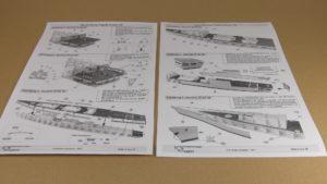 Fregatte Klasse 122 - Bauanleitung 2