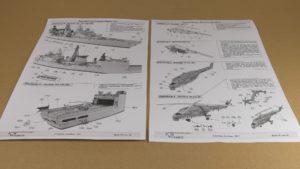 Fregatte Klasse 122 - Bauanleitung 8