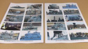 Fregatte Klasse 122 - Fotos 1